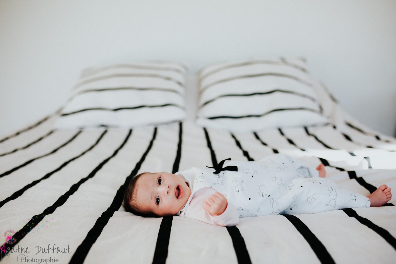 Justine // Séance naissance à domicile