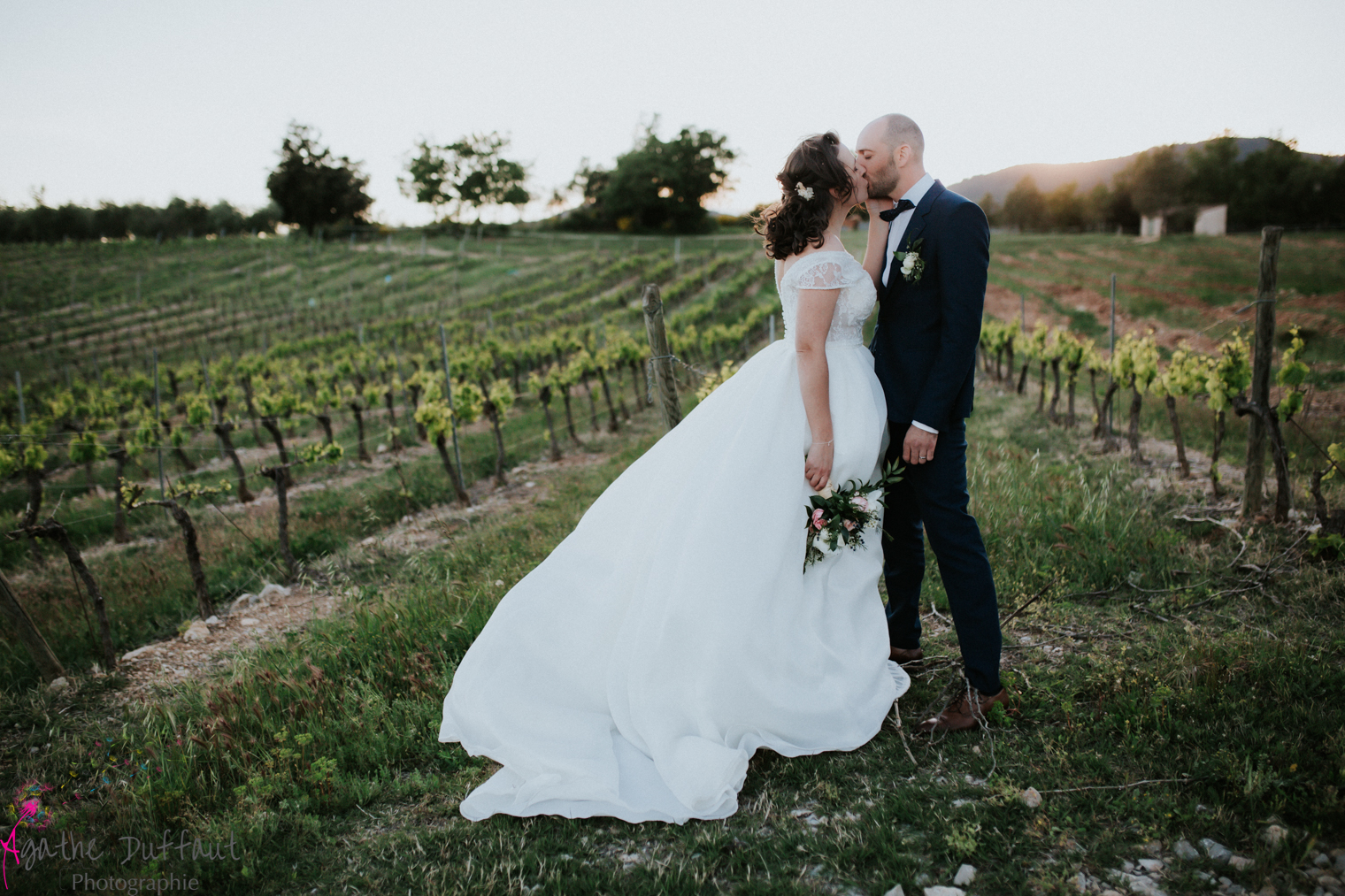 L' histoire du mariage de Charlotte & Nicolas