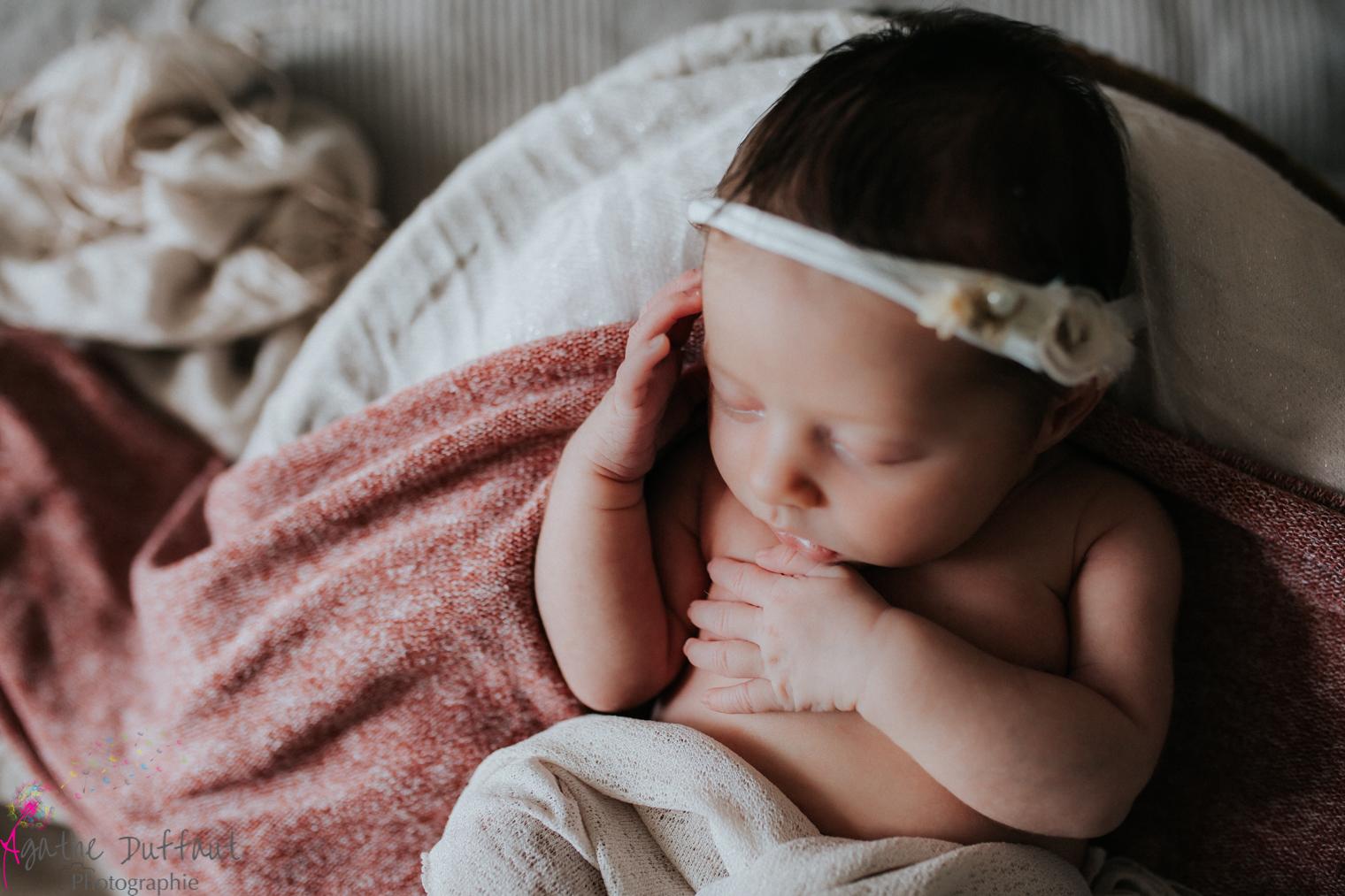 Lila / Séance naissance à domicile
