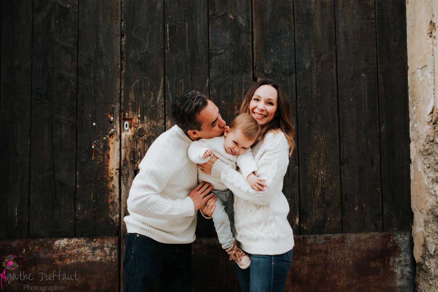 Une histoire de famille: Emmanuelle et sa famille