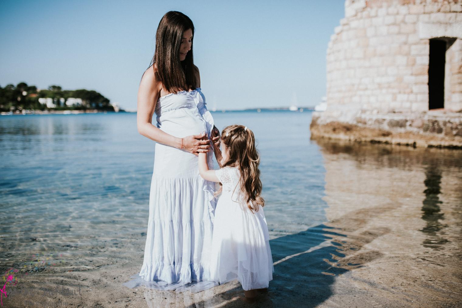 Une histoire de future maman: Madame L.