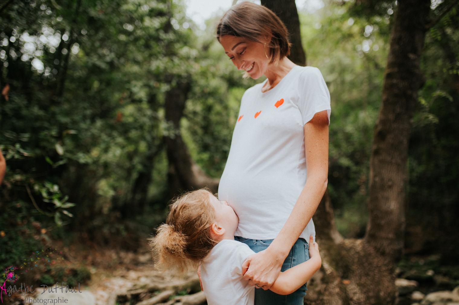 Une histoire de future maman: Aude